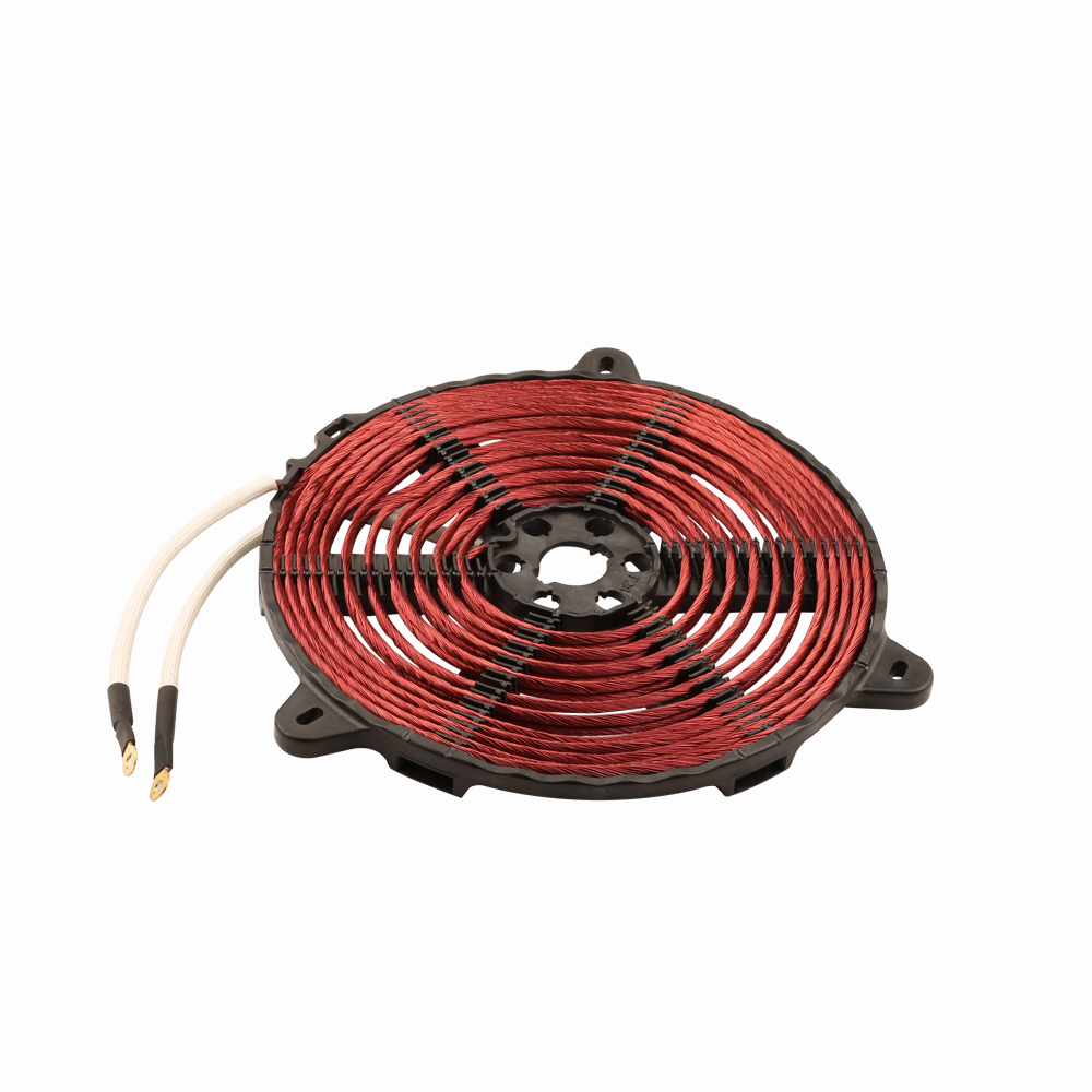 T28 2200w 188mm Heat Coilenamelled Copper Wire Induction Heating Wiring Electric Oven And Hob Coil Panel Cooker Accessory In Tool Parts From Tools On