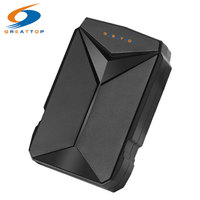 Wireless Waterproof Car GPS Tracker Vehicle GPS Locator Magnet Standby 180 Days Real Time GPS LBS Position Lifetime Free Track