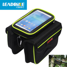 WOSAWE Waterproof Road Folding Bike Bag Basket Sport Cycle Bicycle Bag Brand Cycling MTB Bag For 5.5″ 4.8″ Bicycle Accessories