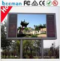 P10 видео информационное табло баннер P10 / p12 / p16 истинный цвет, Полноцветный из светодиодов программируемый знак табло