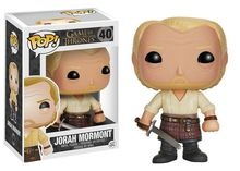 Funko pop official TV: Game of Thrones: Jorah Mormont Vinyl Action Figure Collectible Model Toy with Original Box