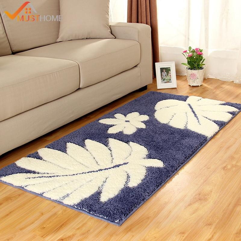 70x140 CM tappeti Moderni per soggiorno Foglie tappeti e moquette in ...