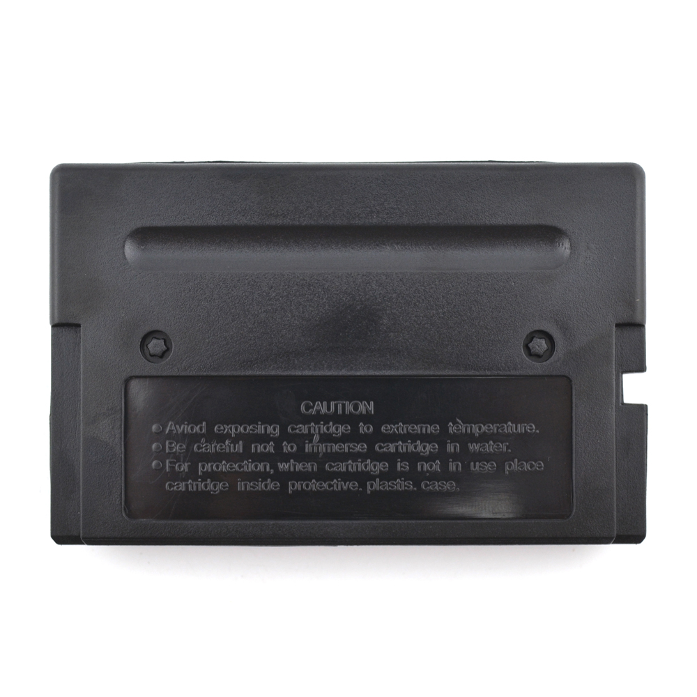 50pcs a lot Black Replacement Game Cartridge Shell for SEGA Genesis or for Mega Drive 50pcs lot fr9220