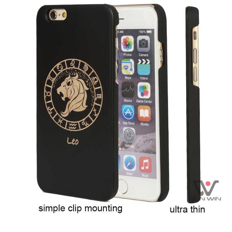 178cb741b2298 ... U & i новые модные роскошные деревянные Телефонные Чехлы для iPhone 5  5S 6 6 S