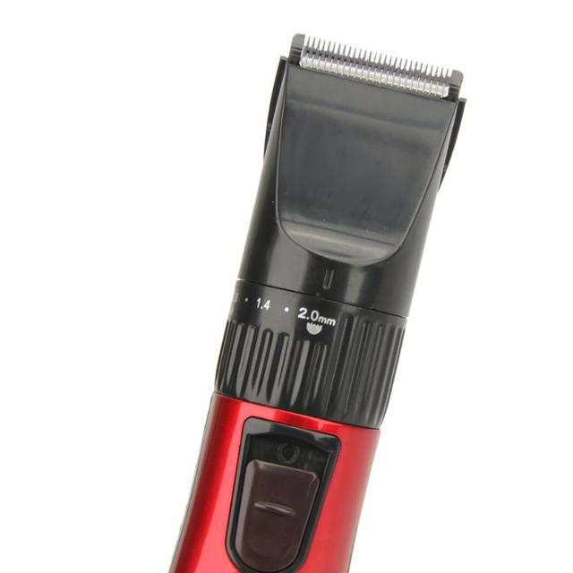 Kemei KM-730 Rechargeable Hair Clipper Professional Hair Trimmer Clipper Beard Trimmer for Men Electric Haircut Cutter 1