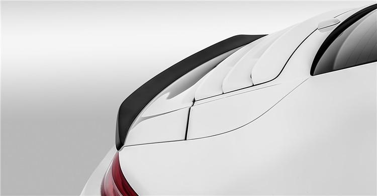 Convient aux Porsches 12-15 911 queue d'aile en fibre de carbone
