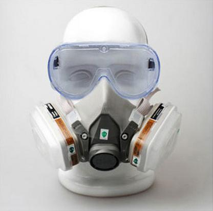 ФОТО 2016 new authentic respirator gas mask IIIM 6200/1621 type chemical gas mask set large size full face respirator mail bag