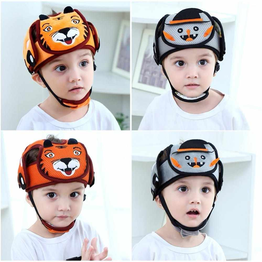 Bebé defensa caer de cabeza proteger sombrero bebé aprender caminar de defensa a la defensa de la gota de seguridad casco casquillo de la cabeza la cabeza almohada