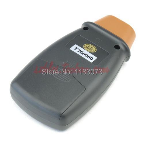 Contagiri laser digitale 2.5-100000 RPM Contagiri elettronico per - Strumenti di misura - Fotografia 3