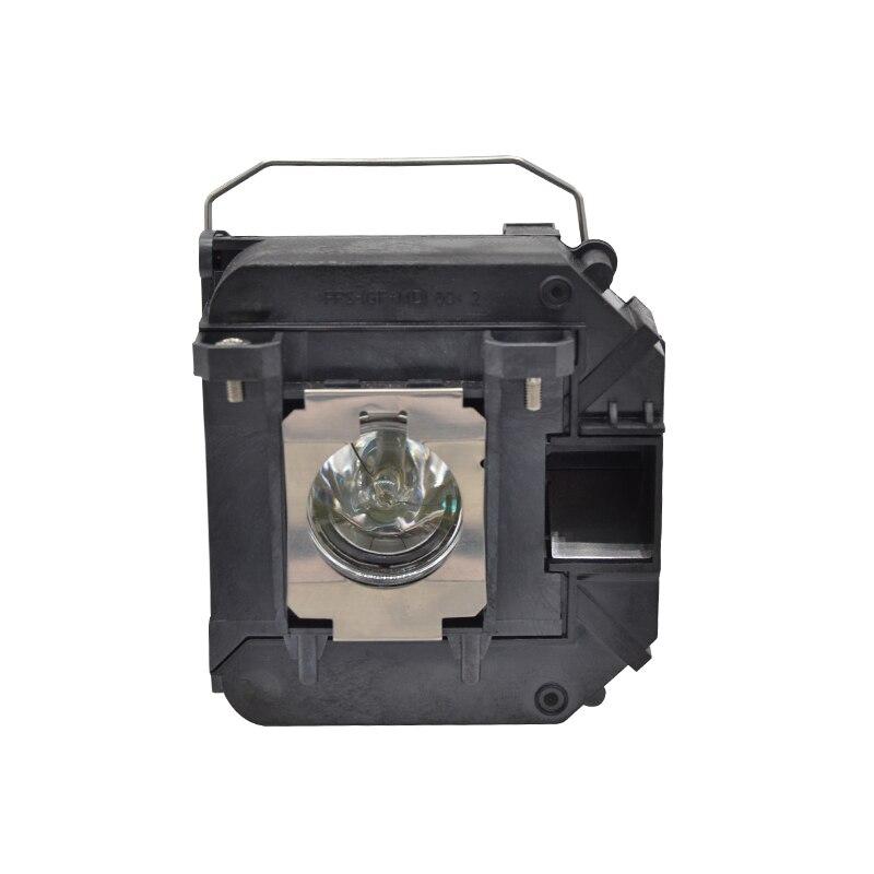EB-S02 EB-S11 EB-S12 EB-W12 EB-W16 EB-W16SK EB-X12 EB-X14 EB-X14G EH-TW550 EX3210 Projector Lamp ELP67 V13H010L67 For E/PSON