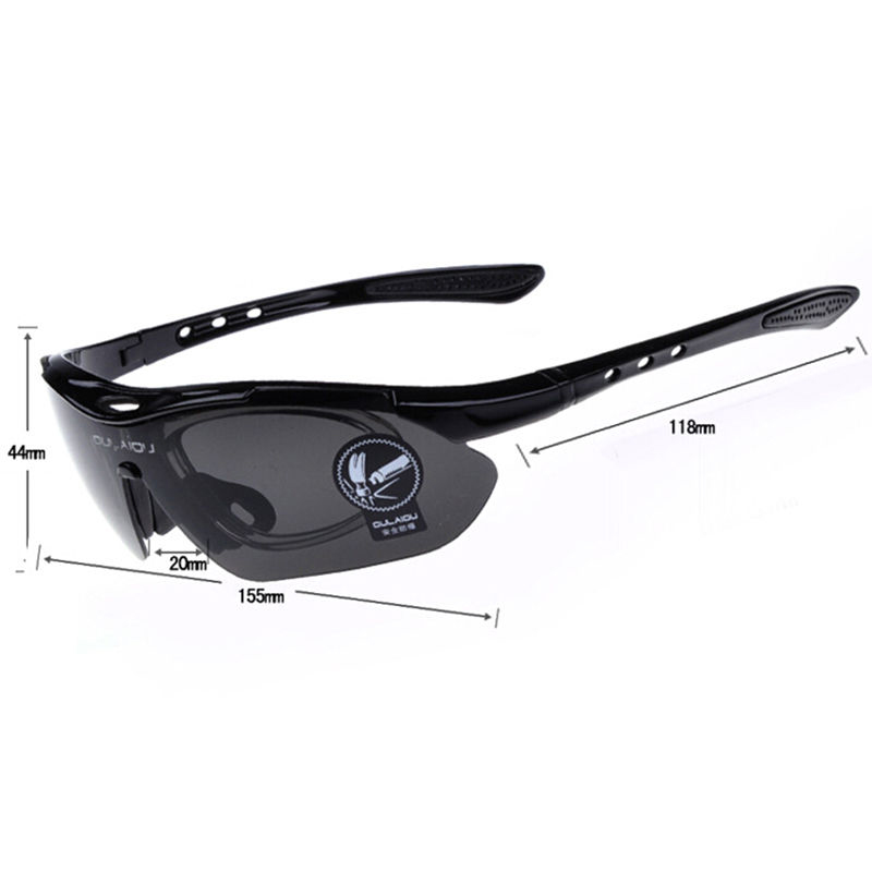 NOVO 5 Lente Set Vogue Bicicleta Óculos de Condução Óculos de Sol Da  Bicicleta Viajar Óculos de Equitação Esportes Viagem Óculos de Sol  85688 em  Ciclismo ... 8c7756ca98