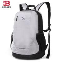 2017 BaLang Laptop Backpack Women Men 14 16 Waterproof School Bags For Teenagers Girls Light Slim