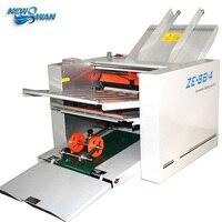 Ze 8b/4 Автоматический Бумага складной машины max для A3 Бумага + высокая скорость + 4 складные лотки + 100% гарантия
