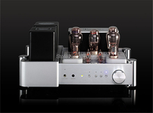 YAQIN MC-300C Integrated vacuum tube amplifier class A single-ended amplifier 300Bx2 8.5Wx2 earphone amplifie 110V/220V