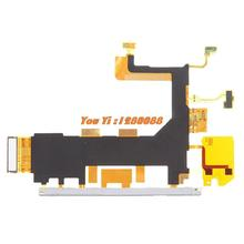 OEM Volume Power Button & Microphone Flex for Sony Xperia Z2 Motherboard Flex Cable Ribbon for Sony Xperia Z2 D6503 D6502 D6543