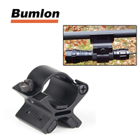 Strong Magnetic X Weapon Mount For 1 Inch Flashlights Torch Bracket Scope Gun Mount Hunting Accessory
