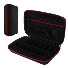 Funda protectora para afeitadora, bolsa de viaje con cremallera EVA para Philips OneBlade, accesorios para afeitadora qiang
