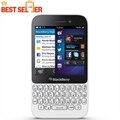 Оригинальный Blackberry Q5 3 Г 4 Г Мобильного Телефона 5.0MP двухъядерные 2 ГБ RAM 8 ГБ ROM Разблокирована Blackberry мобильный телефон