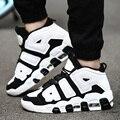 Superestrella coreana Hombres Nuevo Diseño Zapatos Casuales Zapatos de Moda Zapatos Unisex Patchwork Punta Redonda Ascensor Antideslizantes Para Caminar Zapatos