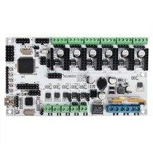 Geeetech 3d Printer Control Board Rumba Board Based on ATmega's'AVR Processor Free Shipping