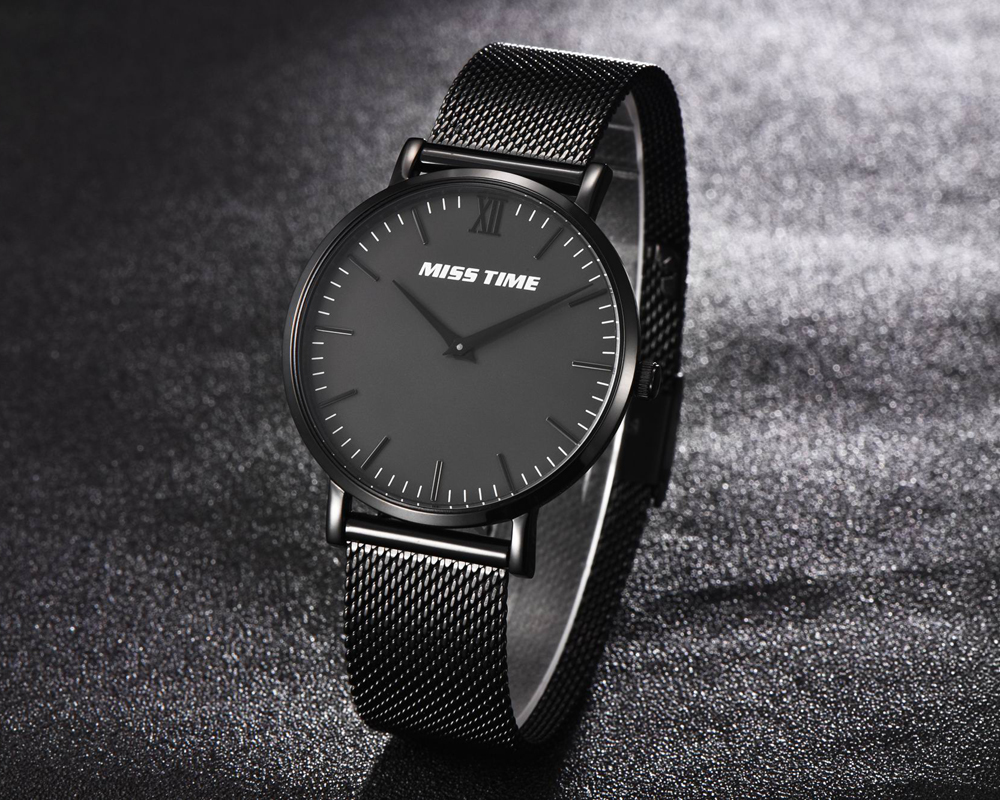 2018 new MCE brand Quartz Watches for women fashion Roman numerals simple Watch casual stainless steel leather strap clock 002 new chaos abstract design simple watches for young people rebirth fashion brand quartz watch with comfortable leather strap