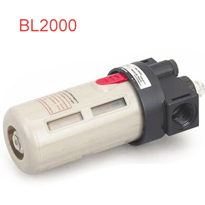 High Quality BL2000 1/4 Pneumatic Source Treatment Unit BL2000 , Air Filter Pressure Regulator 1 4 bfr 2000 air source gas treatment pressure filter regulator model bfr2000 with pressure gauge