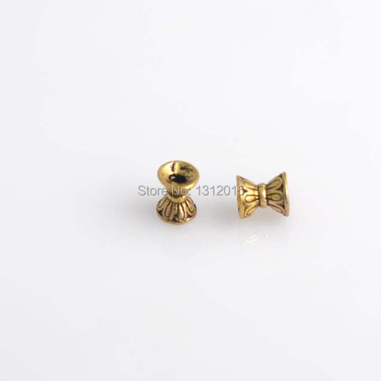 Wholesale BeadsHot sell Antique Gold Alloy Spacer Beads Metal