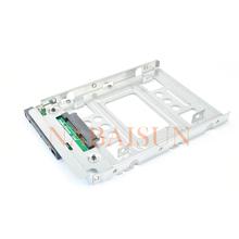 Eunaimee 654540-001 2 5 #8243 to 3 5 #8243 SATA SSD HDD Adapter tray MicroServer for 651314-001 Gen8 gen9 N54L N40L N36 x7k8w 774026-001 cheap metal Stock
