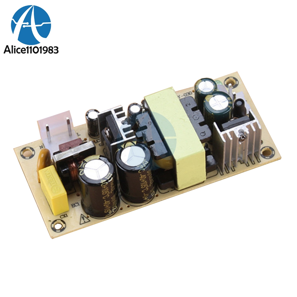 AC DC 12V3A 24V1.5A 36W Switching Power Supply Module Bare ...