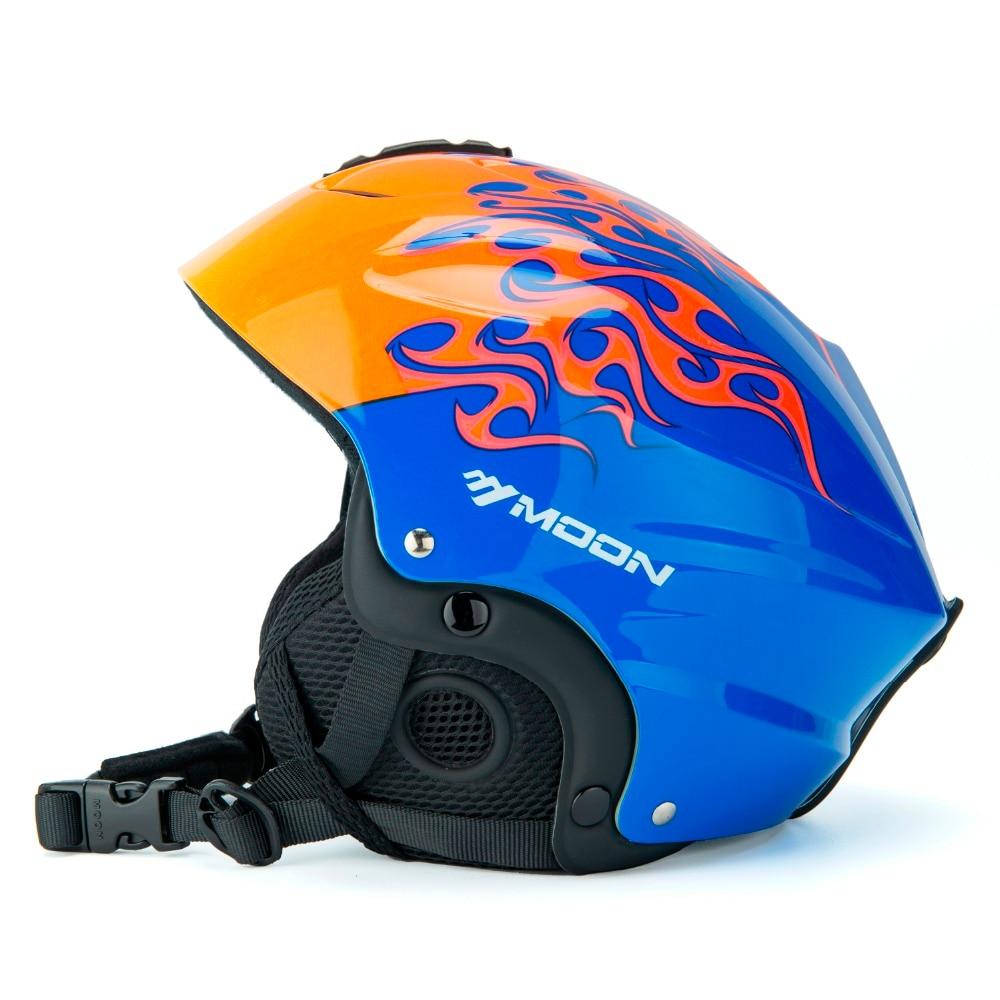 Eladó! Ski sisak Ultrakönnyű és integráltan kialakított professzionális Snowboard sisak Unisex Gördeszka sisak