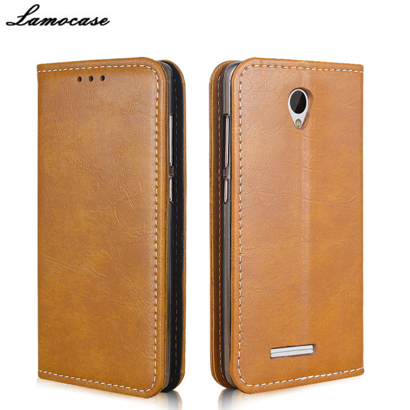 Flip Case For Lenovo A5000 PU Leather Cover For Lenovo A5000 Luxury Phone Bags For Lenovo
