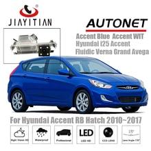 Jiayitian сзади Камера для Hyundai Accent RB MK4 Solaris Verna 2010 ~ 2017 ccd/Ночное видение/Номерные знаки для мотоциклов Камера обратный камера