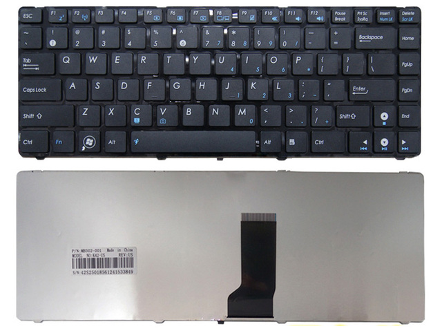 Asus A42JA Notebook Keyboard Download Driver