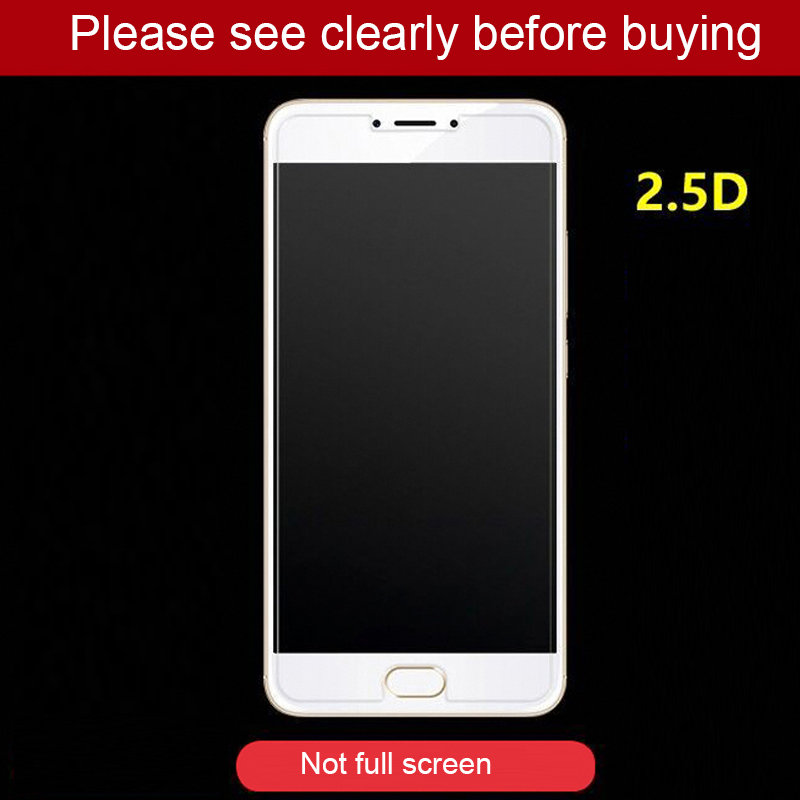 Image 2 - YUETUO 9h 2.5D protective screen protector Tempered Glass for huawei honor 8 9 10 7x v9 v10 view 10 8 pro 8 9 lite front Film-in Phone Screen Protectors from Cellphones & Telecommunications