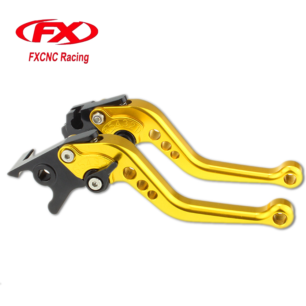 FX CNC Motorcycle Brake Clutch Lever For Kawasaki NINJA Z300 300R 2013-2017 Z250SL Z 250SL 2016-2017 NINJA 250R 2008-2012 Moto hot sale motorcycle cnc 3d adjustable long brake clutch levers for kawasaki ninja 300r ninja 250r z125 z250 z300