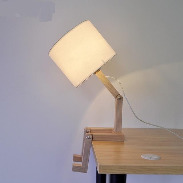 Solid Houten Japanse creatieve persoonlijkheid mooie hout