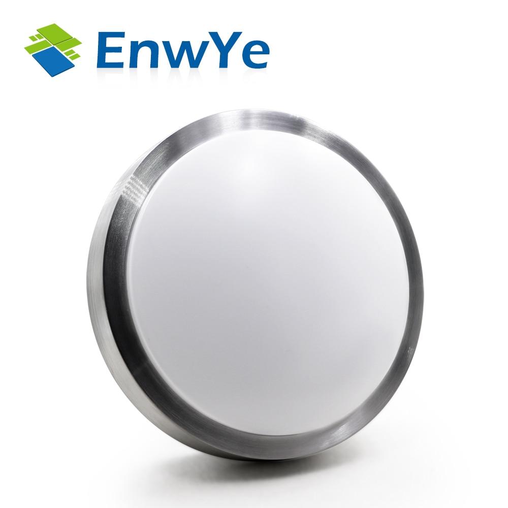 EnwYe LED decke lichter aluminium Acryl Hohe helligkeit 220 v 230 v 240 v LED chip Keine Notwendigkeit Fahrer 12 watt 24 watt 36 watt 45 watt Led Lampe