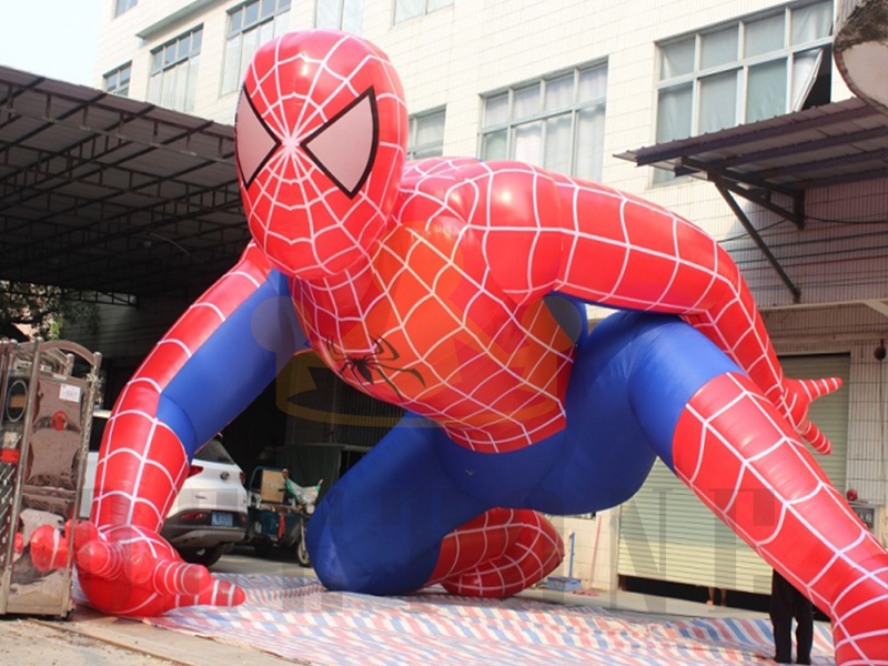 """Spiderman Super Size 42/"""" Inflatable Character"""