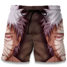 Amazing Naruto's Ootutuki + others 3D Bermuda Shorts / Beach Shorts / Underwear