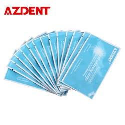 AZDENT новые 14 сумки/28 полоски отбеливающие полоски для зубов высокое качество зубной Whitener Отбеливание Whitestrips отбеливающий гель