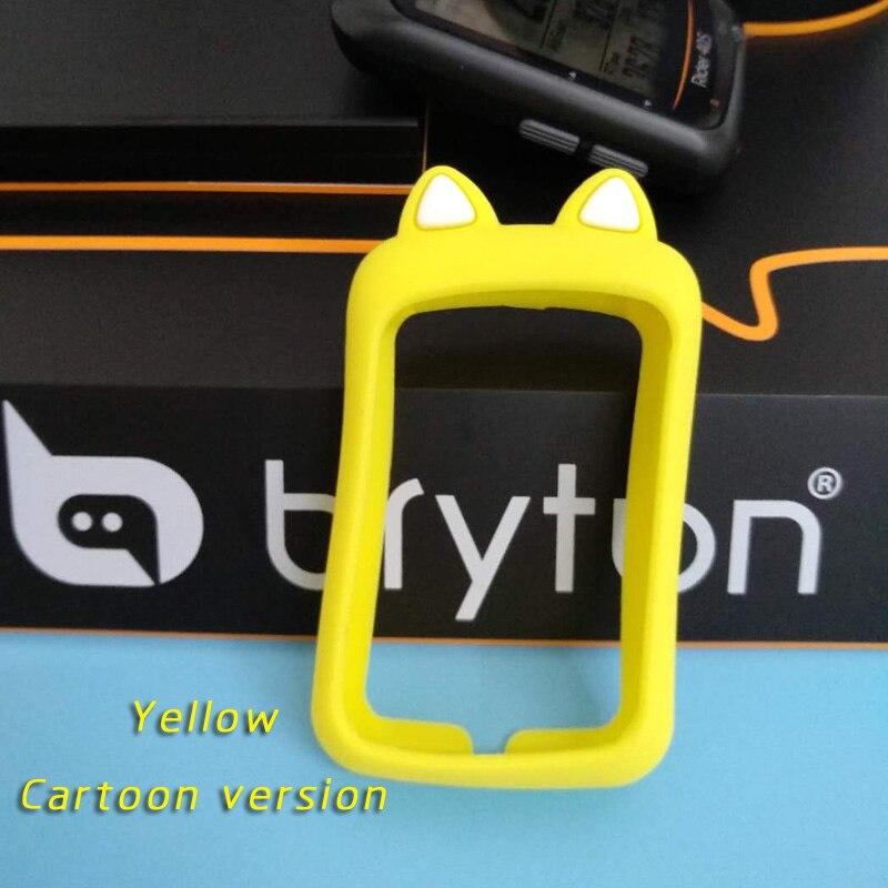 310E 310C Auto 310T Housse de protection en silicone pour Bryton Rider 310