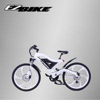 EZBIKE 500w electric bike beach cruiser e bike luxury electric moped Al alloy suspension electric bike frame snow rode ebike