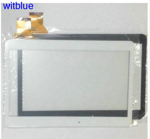 Witblue New For  10.1   Techno 10.1 LTE TQ060X  Tablet touch screen panel Digitizer Glass Sensor replacement Free Shipping witblue new touch screen for 10 1 nomi c10103 tablet touch panel digitizer glass sensor replacement free shipping