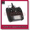 K120 Transmisor/Mando a distancia para WLtoys X6-001 XK K120 K123 K124 K100 K110 X6 X350 RC Helicóptero Partes