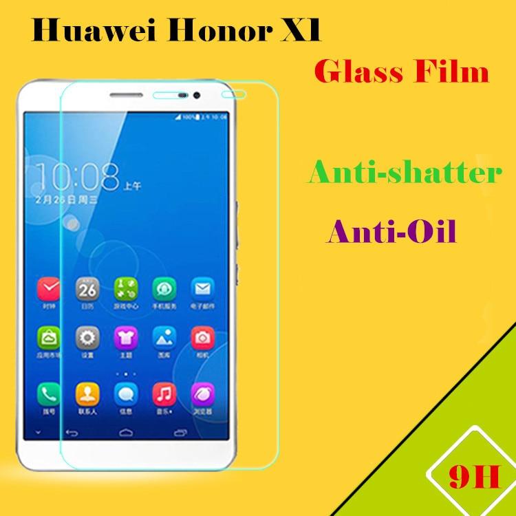 Screen Guard Pour Huawei honneur X1 x2 7D-501U GM-703L Médias pad 7.0 tablet Protecteur D'écran En Verre Trempé De Protection Film