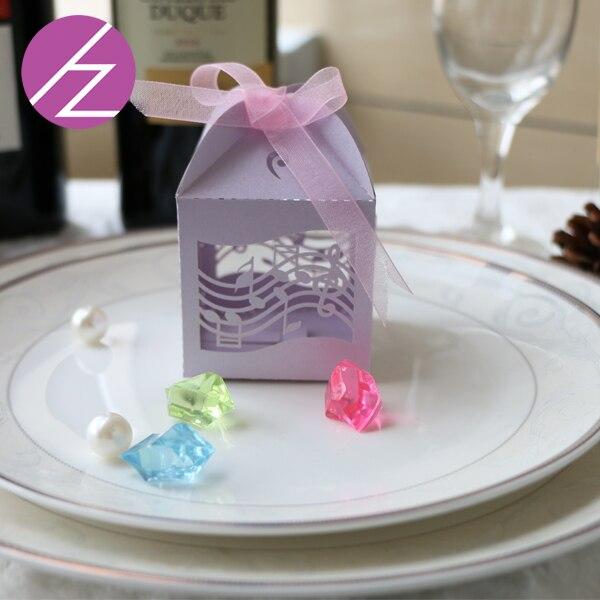 100pcs Lot 2018 New Arrival Wedding Box Candy Box Cake Box Th 12