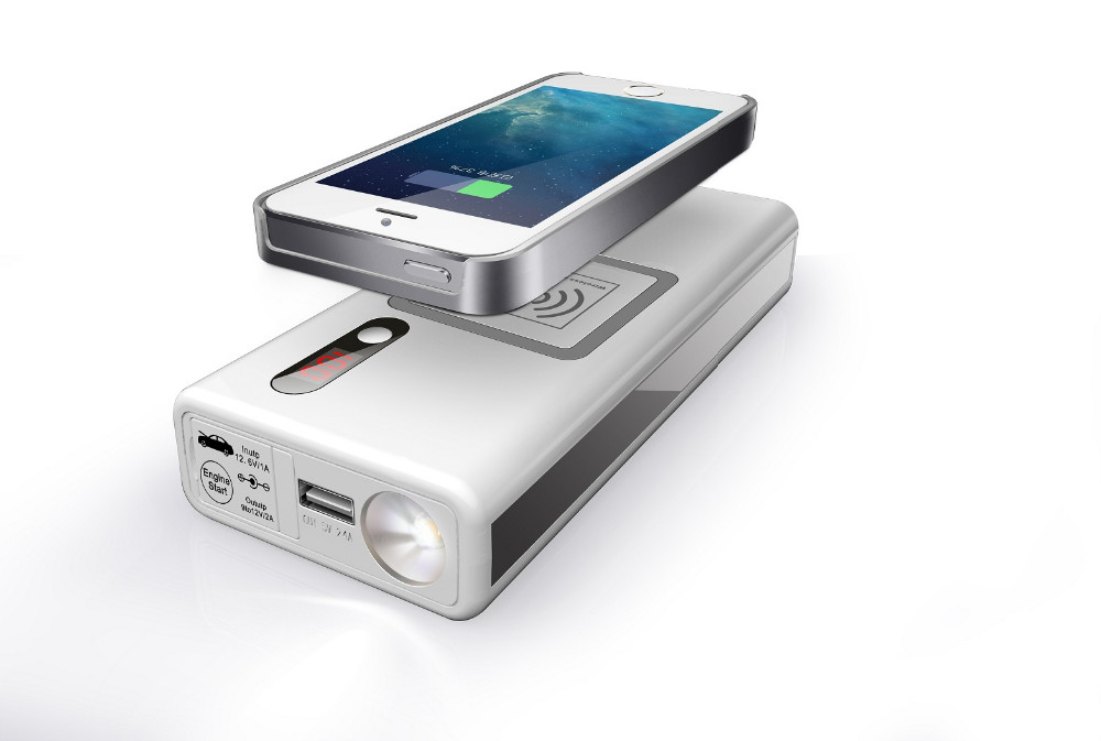 wireless power bank with emergency vehicls activated power-3