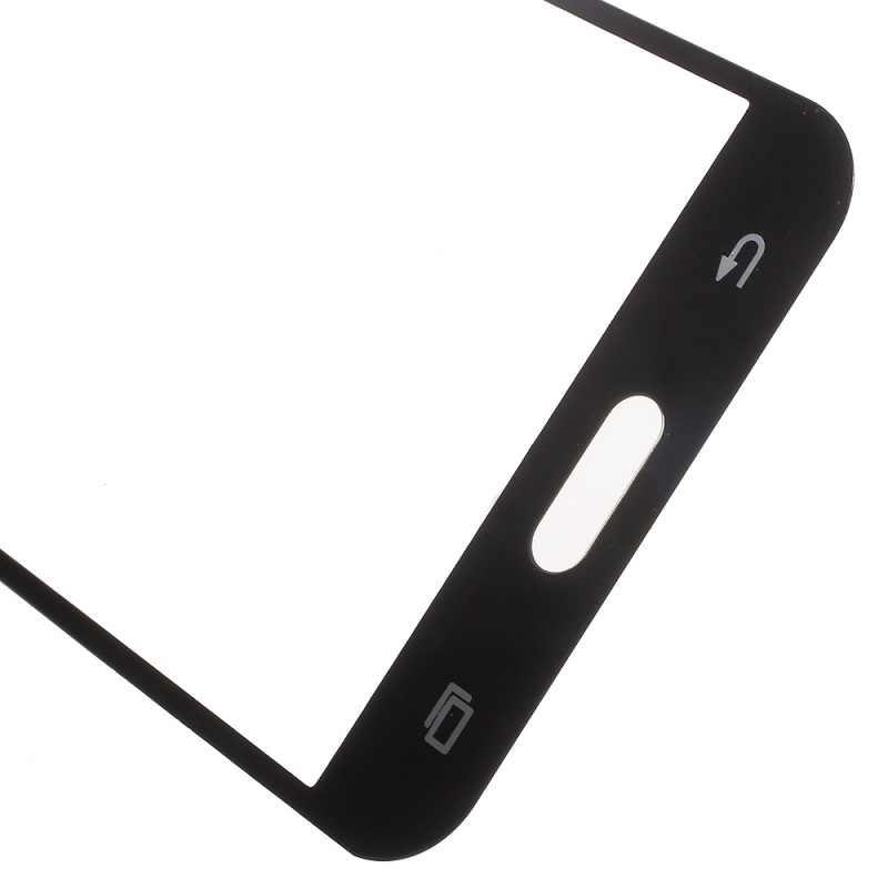 J510 الجبهة لوحة عدسة لسامسونج غالاكسي J5 2016 J510 J510F J510G J510M اللمس شاشة عرض LCD الخارجي الغطاء الزجاجي استبدال