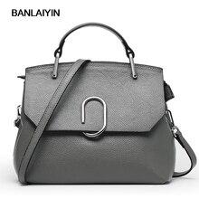Women Famous Brand Designer Luxury Genuine Leather Handbags Women Messenger Bag Ladies Shoulder Bags Cover Crossbody Bags