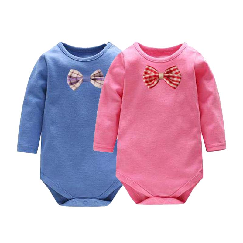 Baby boy Rompers Baby Girls Clothes girl romper Newborn Infant Jumpsuits Ropa de Bebes baby clothes long sleeves baby clothes